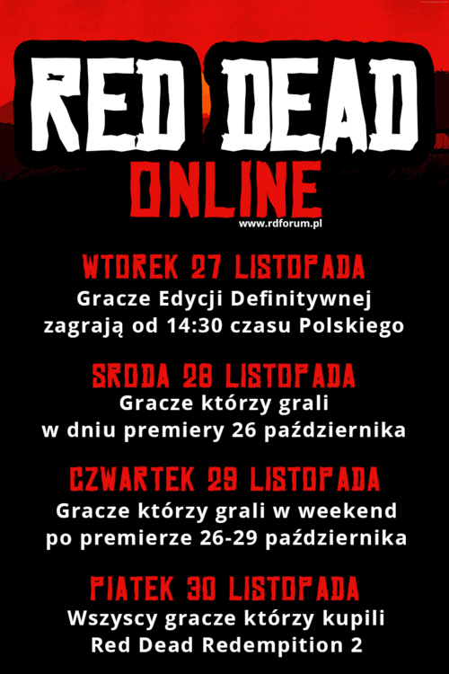 Grupa Red Dead Online