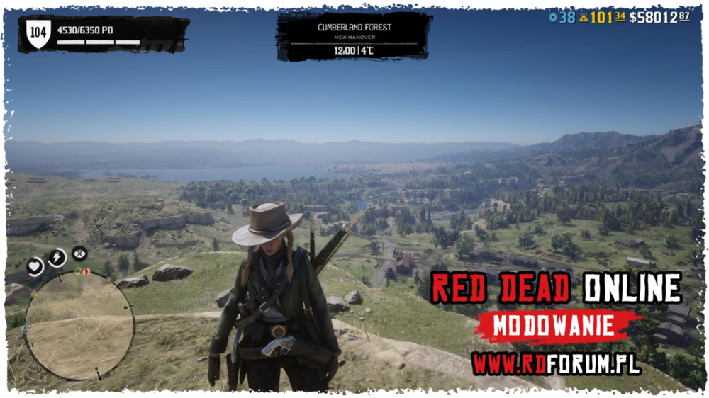 Zmodowane konto Red Dead Online.png